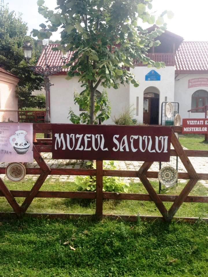 MUZEUL SATULUI ROMANI